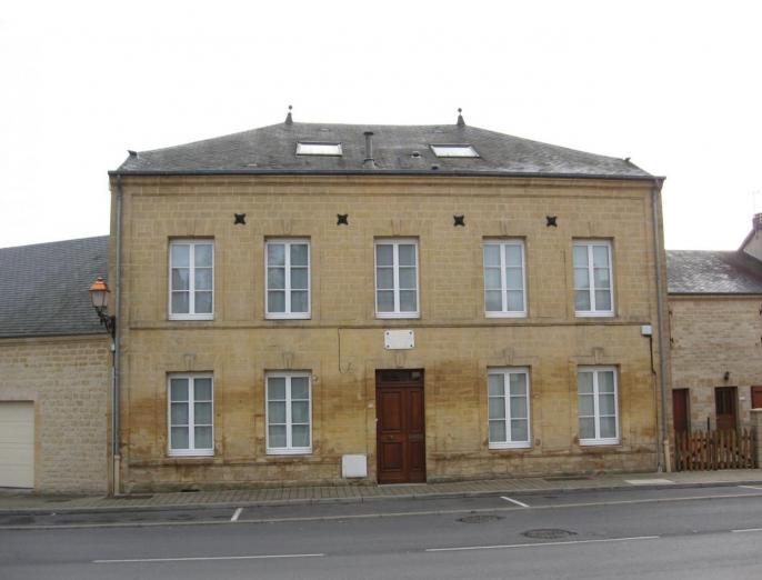 Maison natale de Jules Leroux, à Villers-Semeuse.
