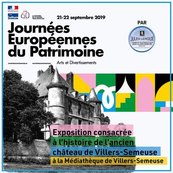 Expo patrimoine